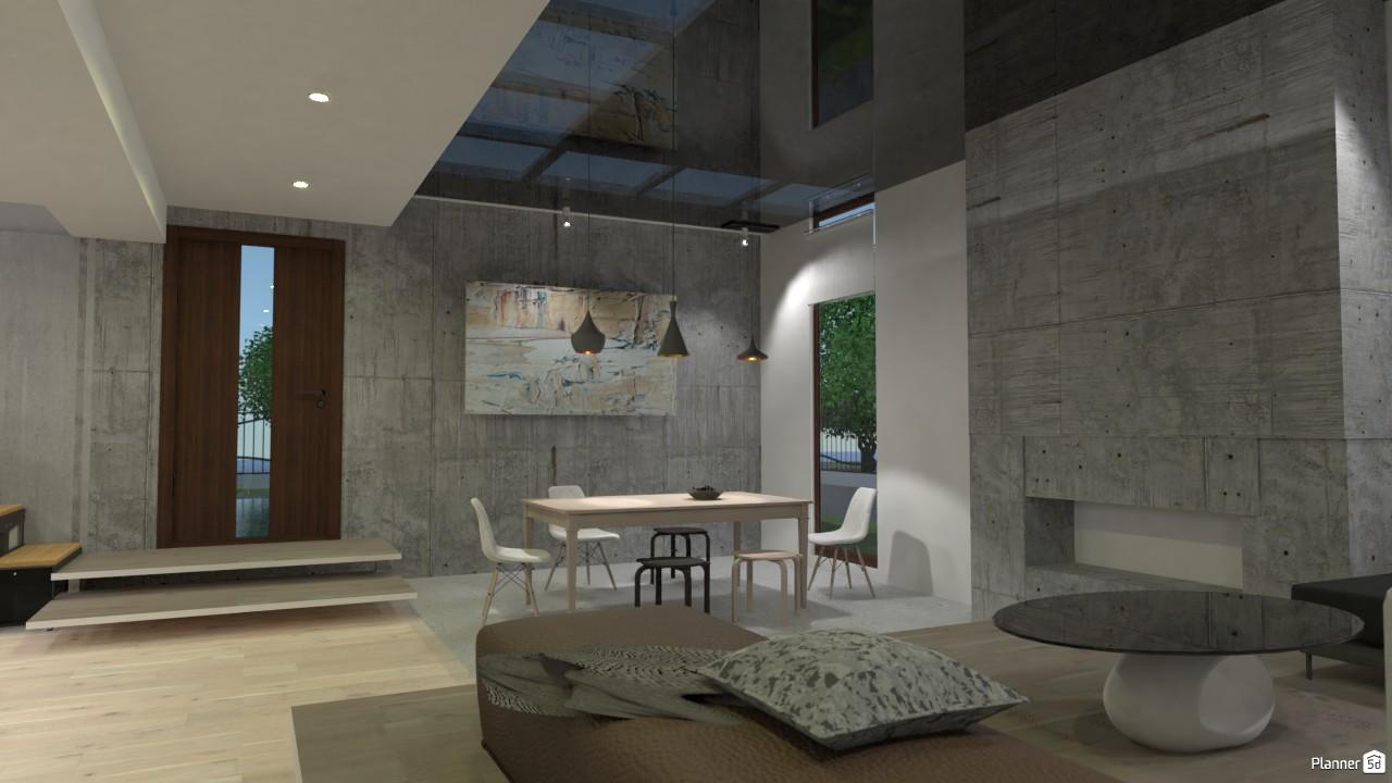 Pastel Loft, Glass ceiling 3550863 by Michel image