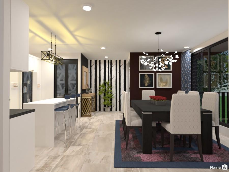 Casa moderna colombiana 3798002 by MariaCris image