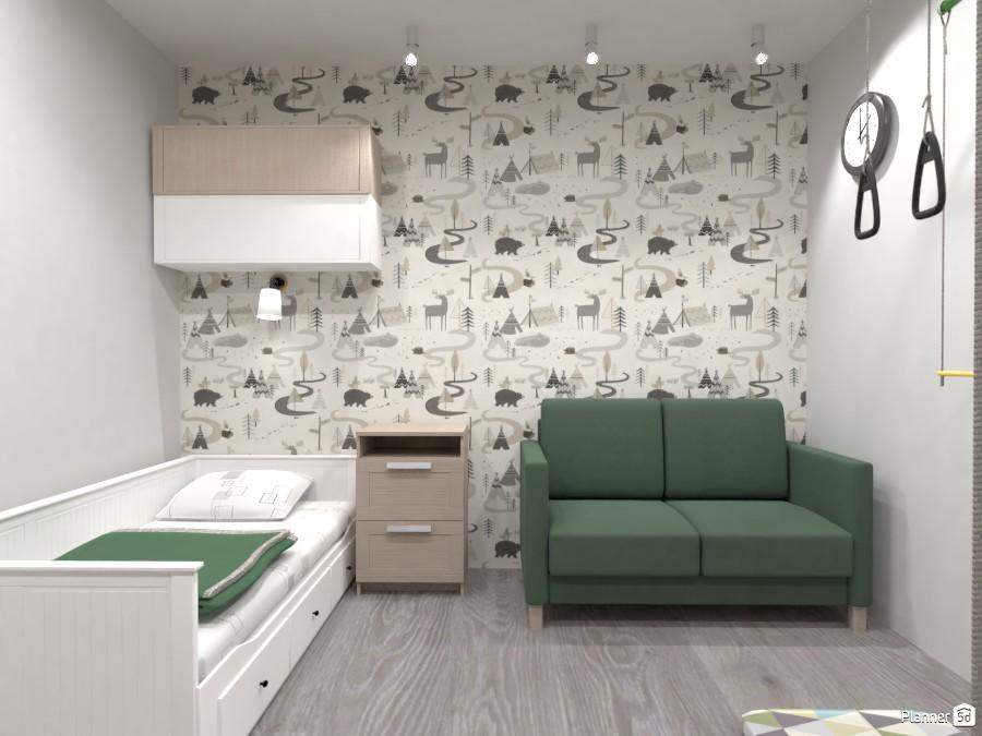 Спальня для мальчика 3369085 by Ksenia image