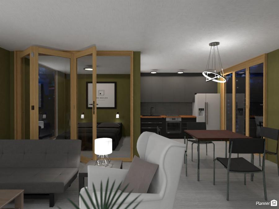Modern Studio 84328 by EMG Builds image
