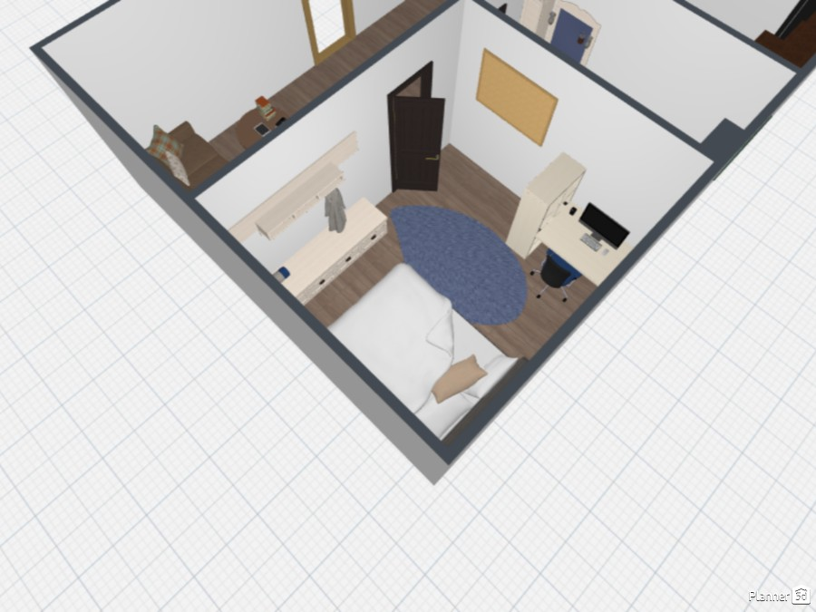 Small Home 85231 by Abigail Harms image