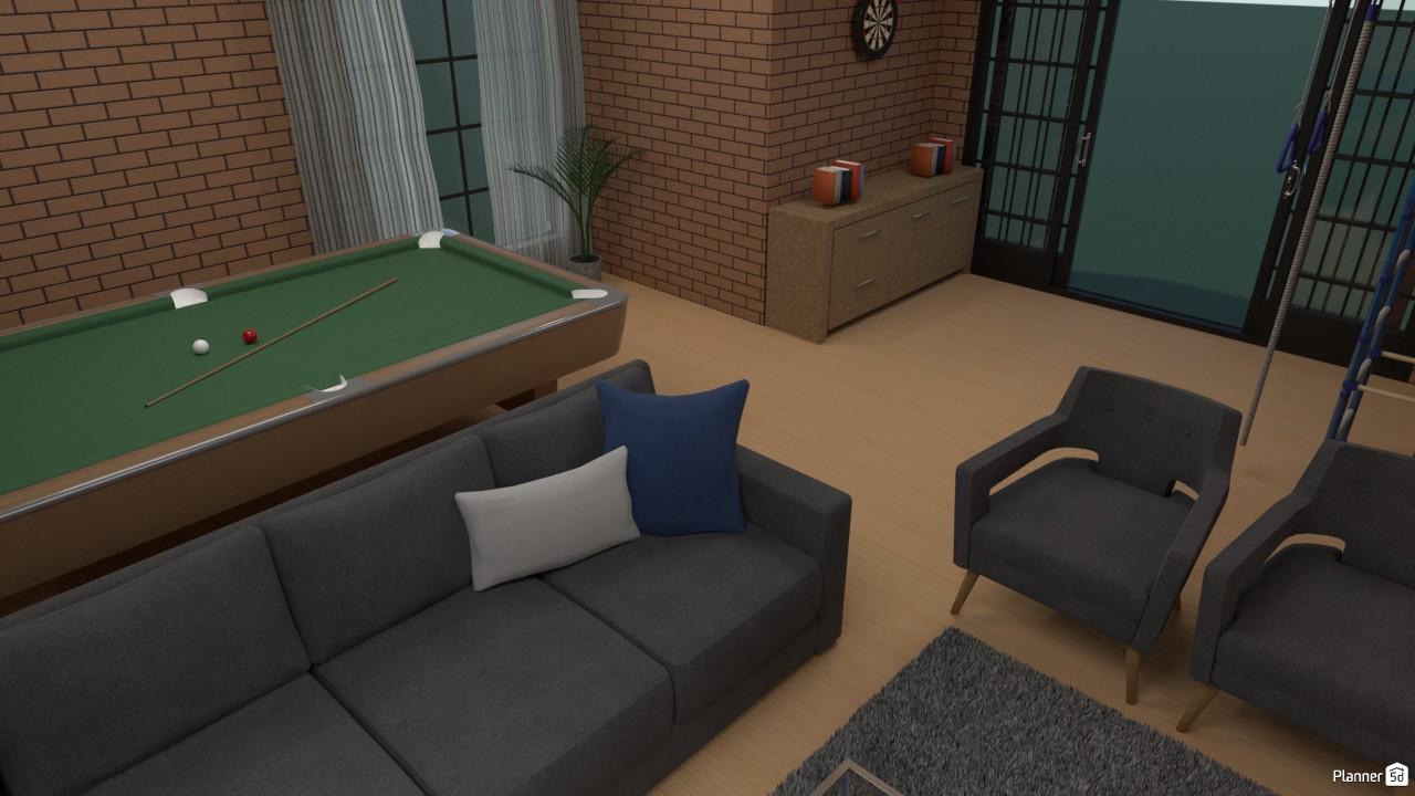 Sala de juegos sencilla. 3454975 by Hall Pat image