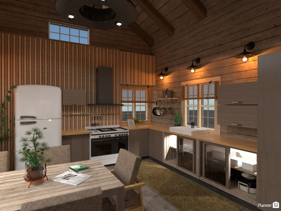 K&L in montagna: Cucina 3171575 by Moonface image