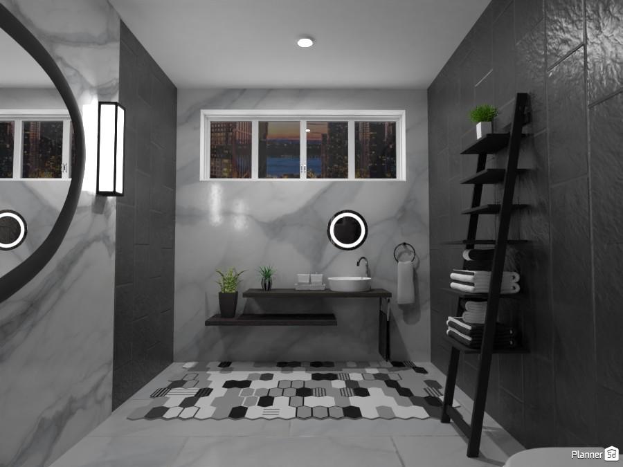 City Bathroom 4939306 by Ofi Lee image