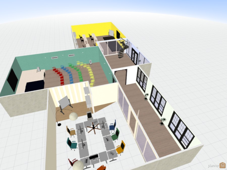 dream office 59074 by Melisa Bora image