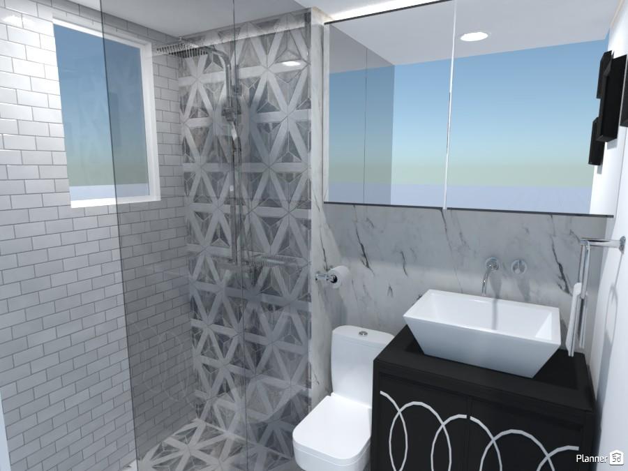 Little bathroom 4512556 by Andressa Pessoa image