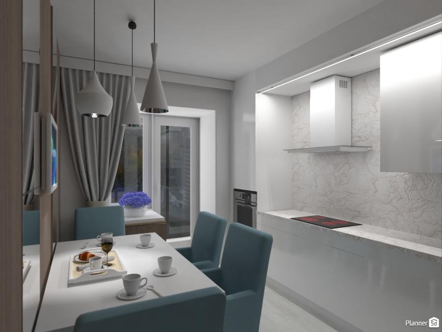 Design kitchen 2127843 by Татьяна Максимова image