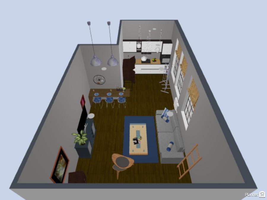 LOFT interior Design 86461 by SamSup image