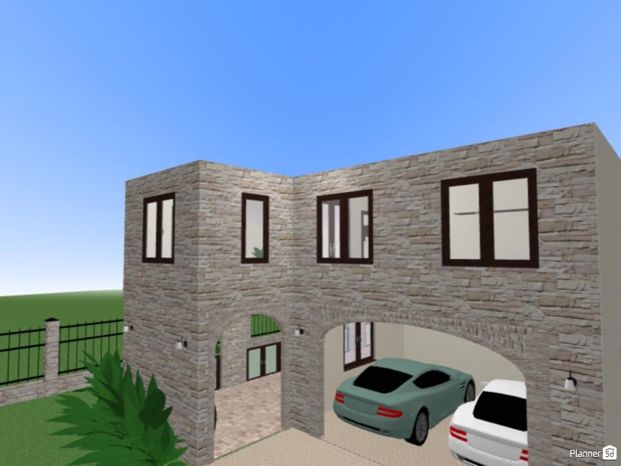 Casa estilo villa española 3 67783 by Jacqueline Flecha image