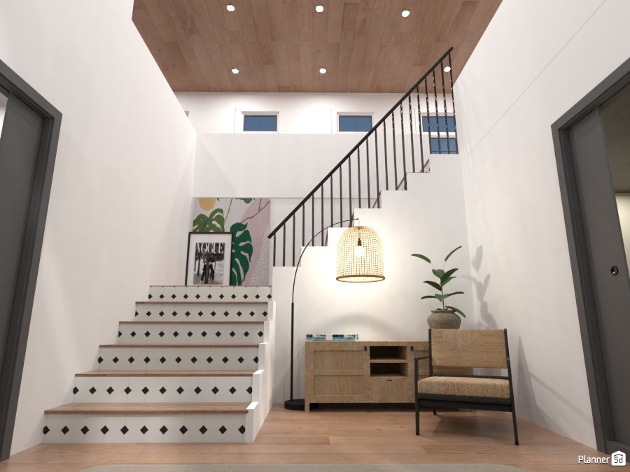 Spanish revival - foyer 4495246 by Ana G image