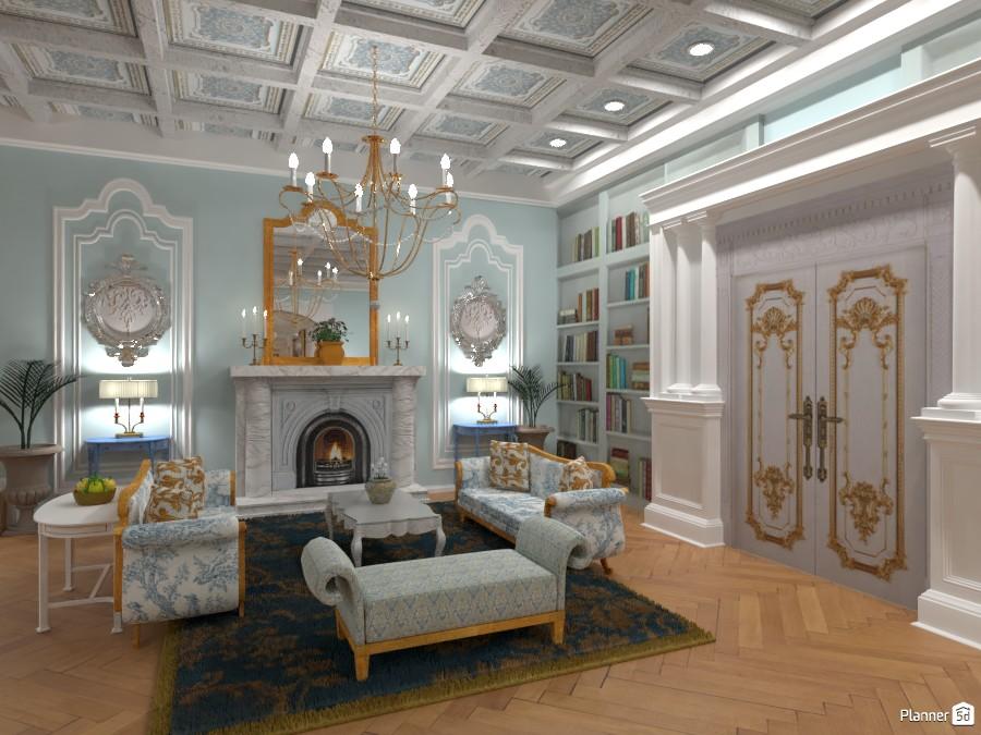 Parisian Apartment 1 3475013 by DesignKing image