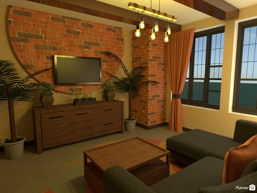 Cosy living room 3742081 by Gen image
