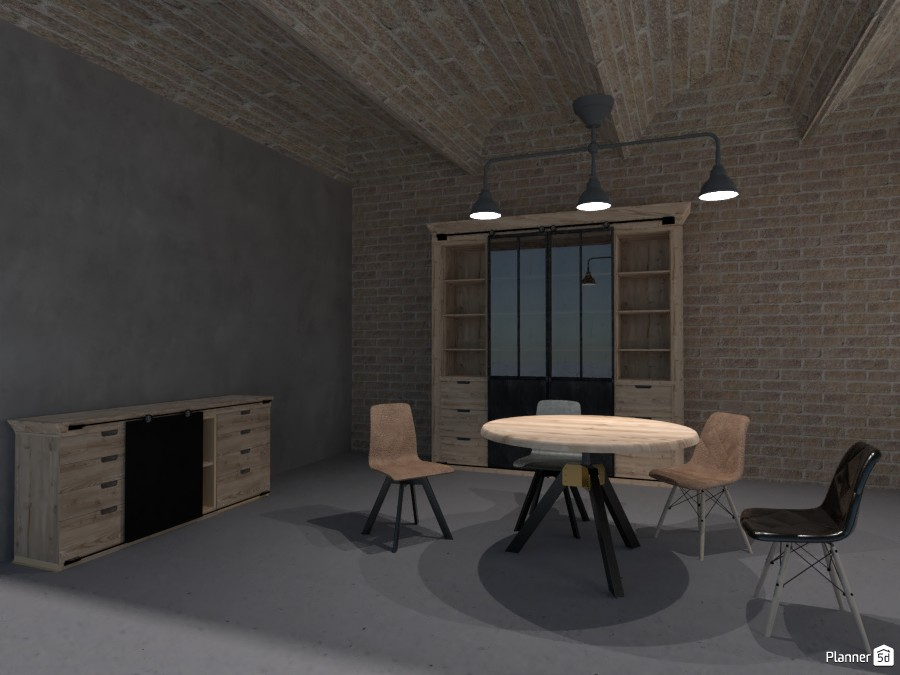 My new Industrial furnitures 85530 by Fede Lars image