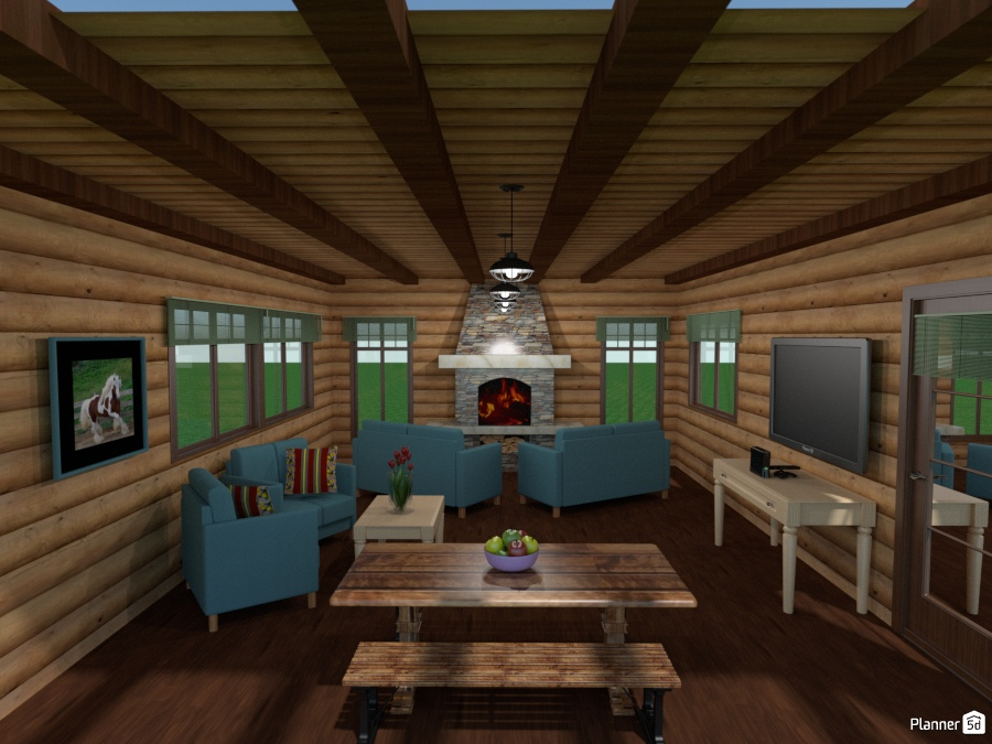 cabin update 71318 by Joy Suiter image