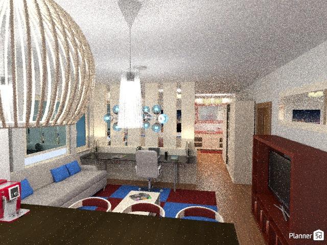 apartamento moderno de estudiante 70380 by maria gonzalez herrero image