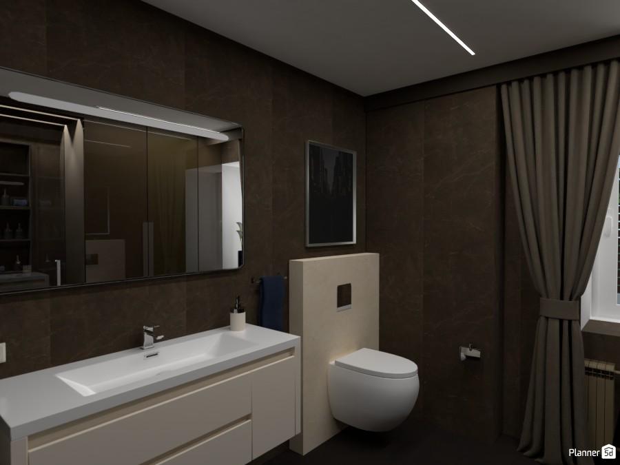 дизайн ванной комнаты 3001502 by Татьяна Максимова image