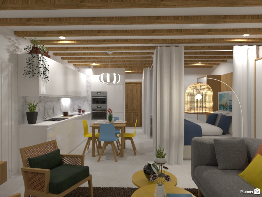 Mini apartment, ready for student or a couple 4845175 by Lucija Marko image