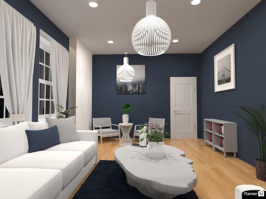 Blue room 4443410 by Huzaifah Al-Quraishi image