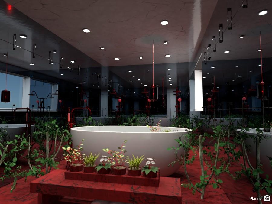 dream bathroom 4541995 by polinaminkina image