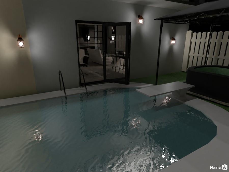 modern minimalistic house 87683 by Arin image
