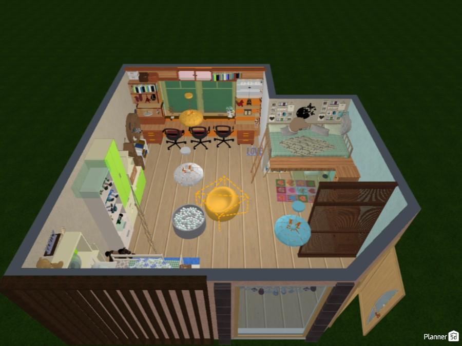 Child rooms 86021 by Suzi Bobek image