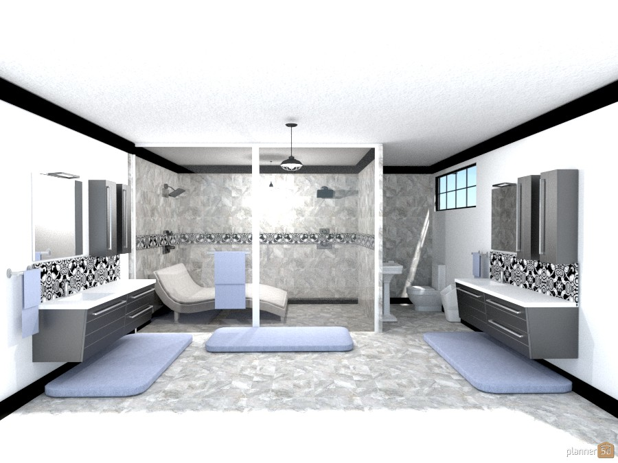 lounger shower 1222852 by Joy Suiter image