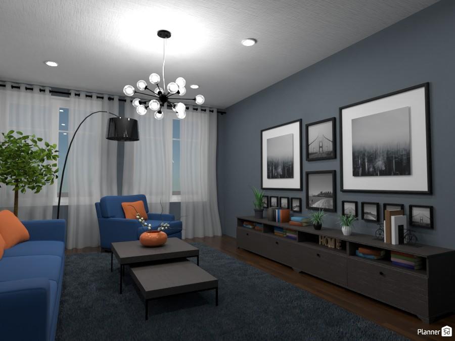 Salón - Batalla de diseño 4572001 by Laura image