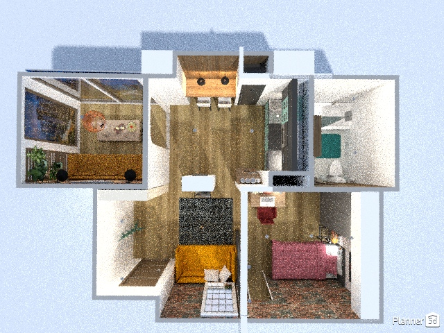 Micro Home residence 68965 by Michelle Silva image