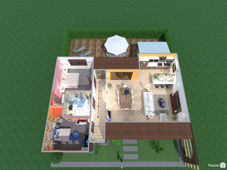 Little Modern House 71964 by M SECK image