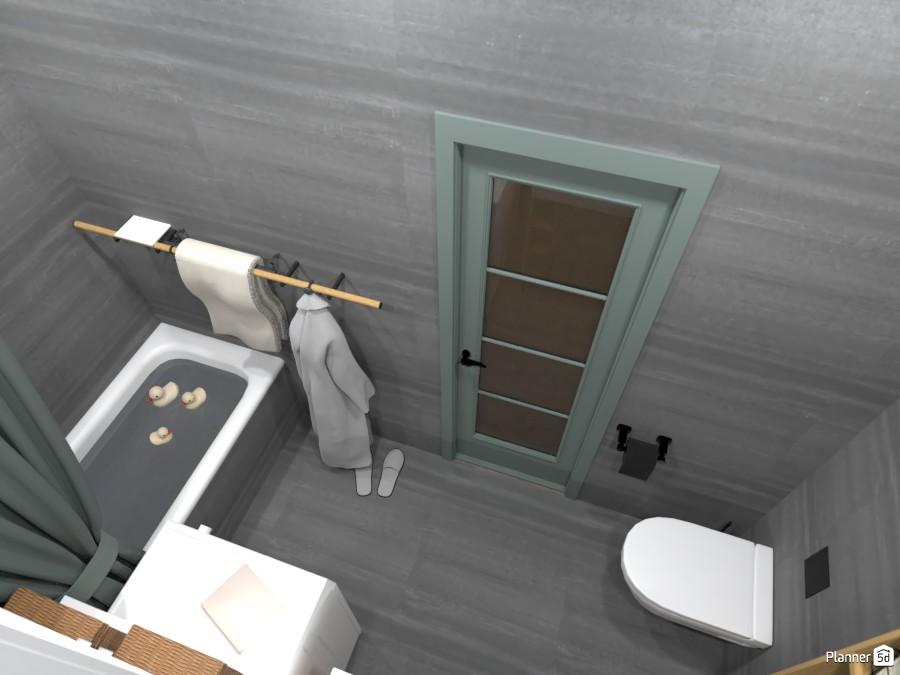 Ванная комната 82767 by Татьяна Максимова image