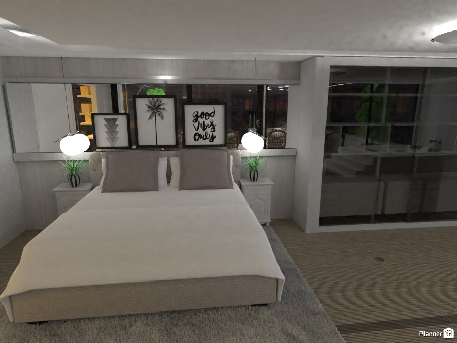 Chic apartment cover 80651 by MG image