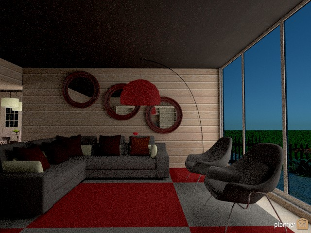 Modern House 52738 by Fernanda Couto image