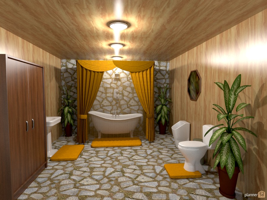 relaxing claw foot tub bathroom 805579 by Joy Suiter image