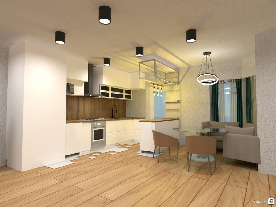 Wooden kitchen 4588173 by Dani Vatkov image