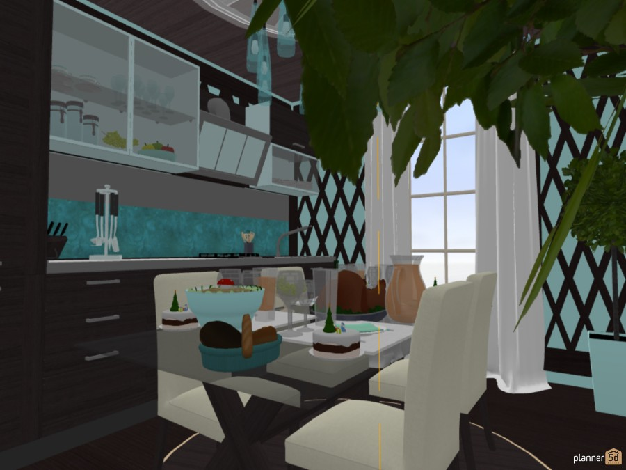 Кухня 404 62757 by Алсу Сабирова image