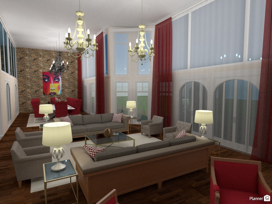 GREAT LIVING ROOM 1844460 by M SECK image