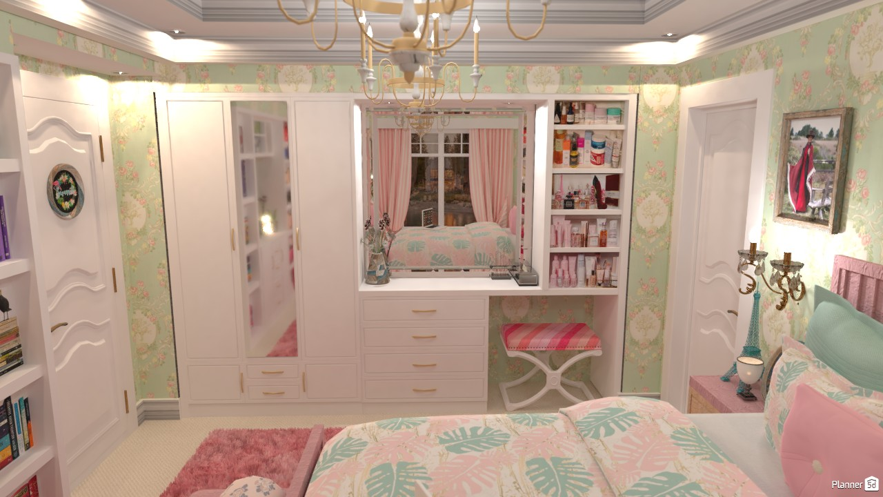 Savannah's Lakefront Bedroom 80031 by Gayle Maza image