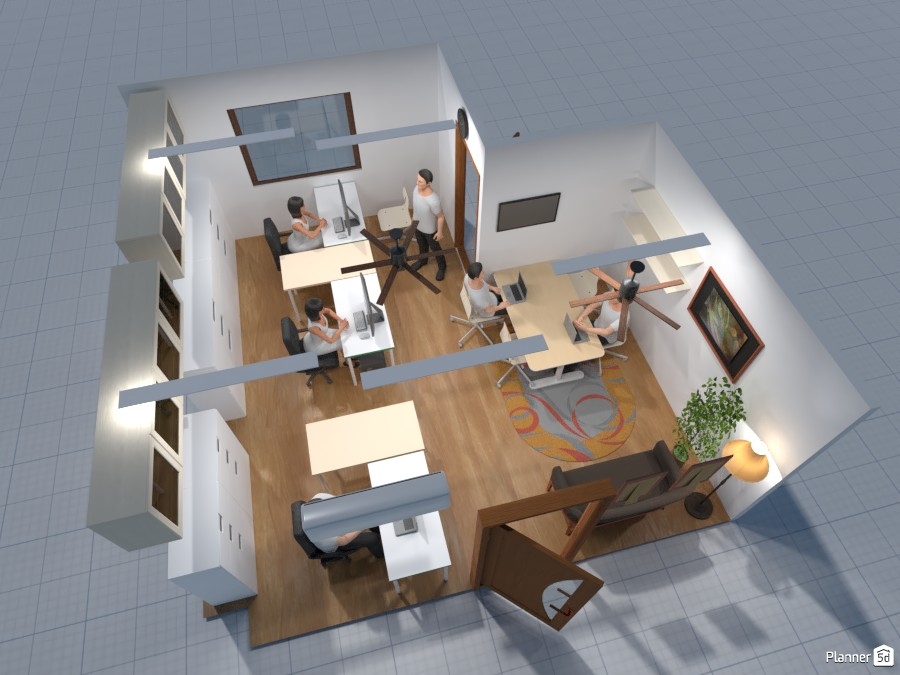 Tuah Office 45 degree 4362023 by User 23027337 image