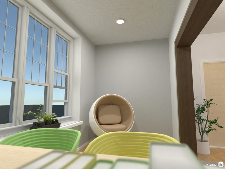 Twins Bedroom and Study Area 82778 by Bunny image