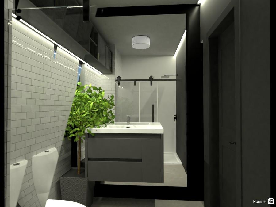 apartamento 1 quarto 85786 by Rayslla Andrade image