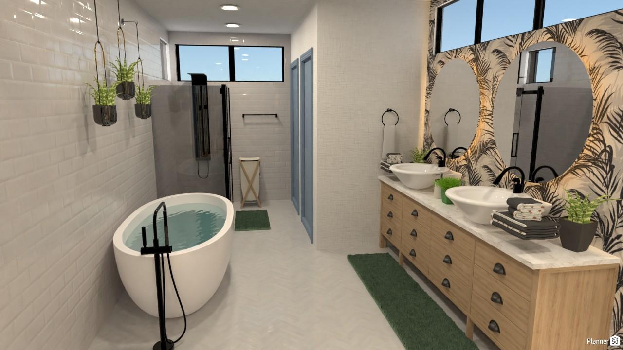 Casa Estante Verde 3 4454022 by Mari Mond image