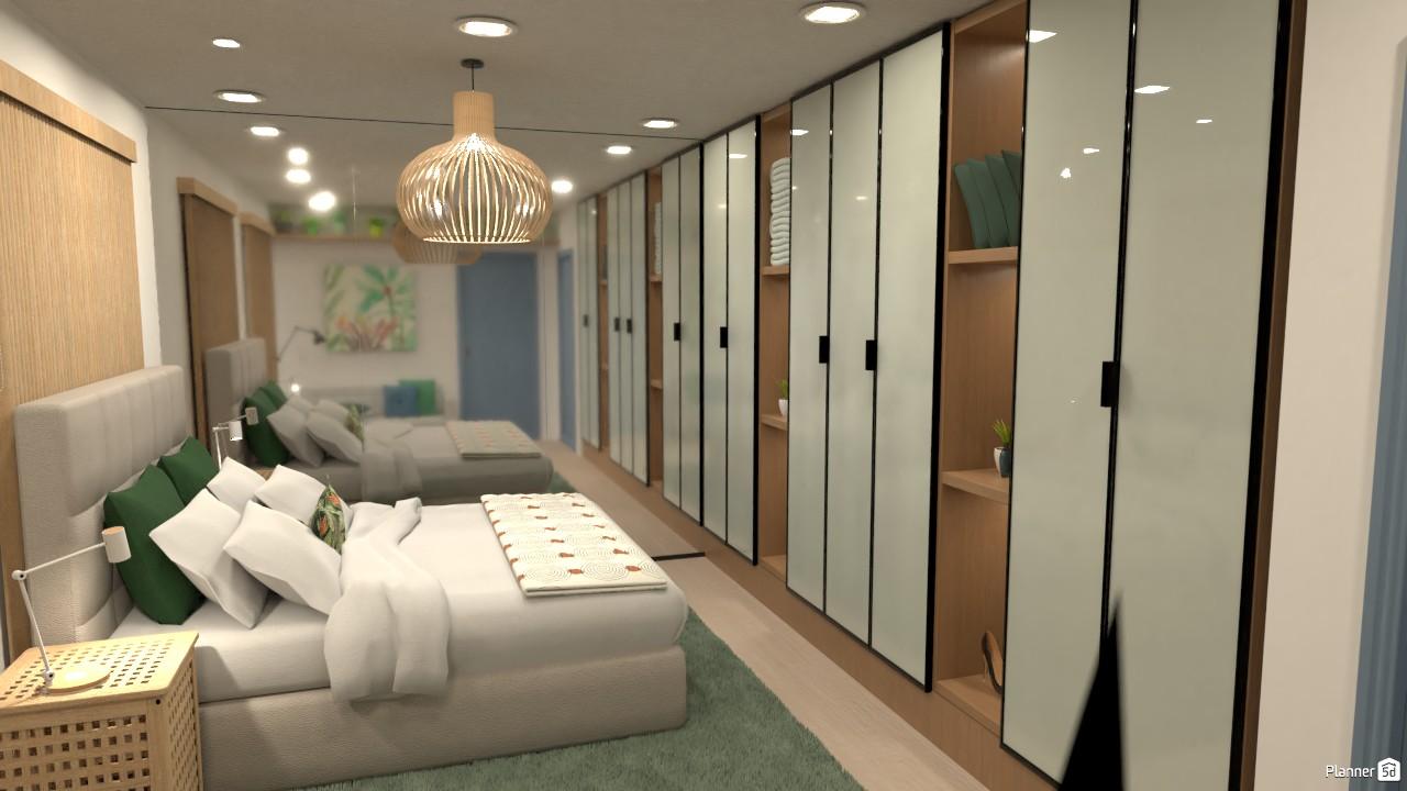 Casa Estante Verde 5 4454486 by Mari Mond image