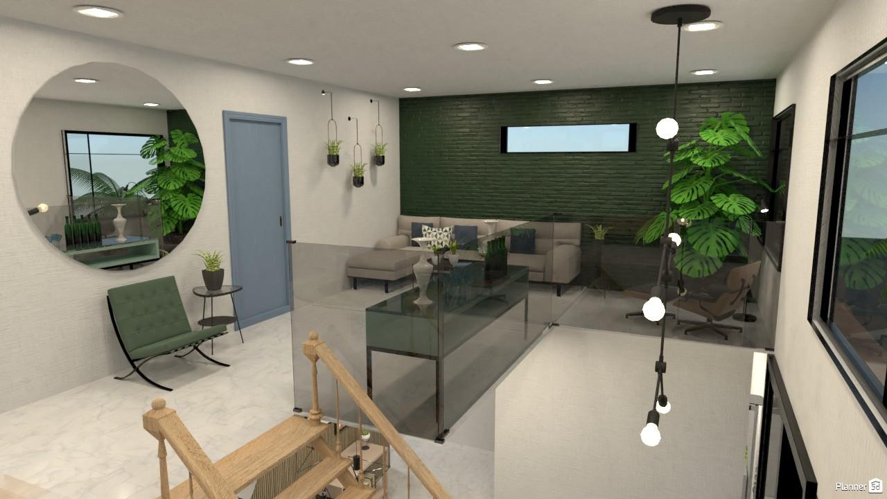Casa Estante Verde 6 4455728 by Mari Mond image