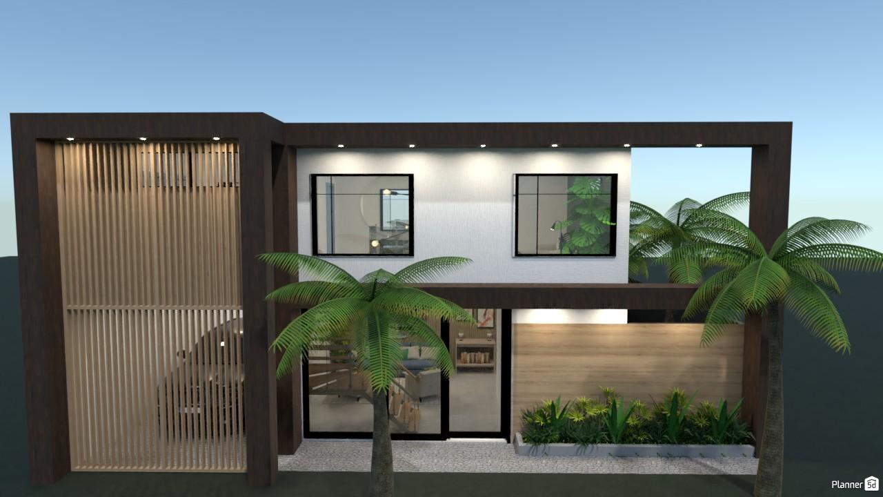 Casa Estante Verde 4 4457266 by Mari Mond image