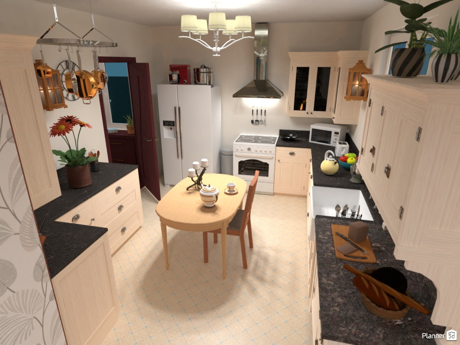 Damian's Kitchen 2624247 by Cruiser image