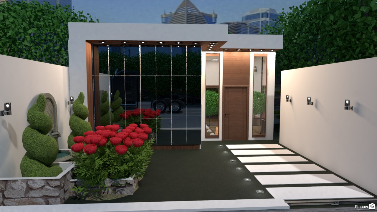 small single storey house 3167491 by MG image