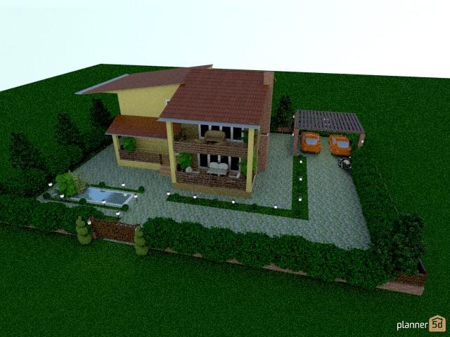 διωροφη κατοικια (2) 55013 by paraskeyh skorda image