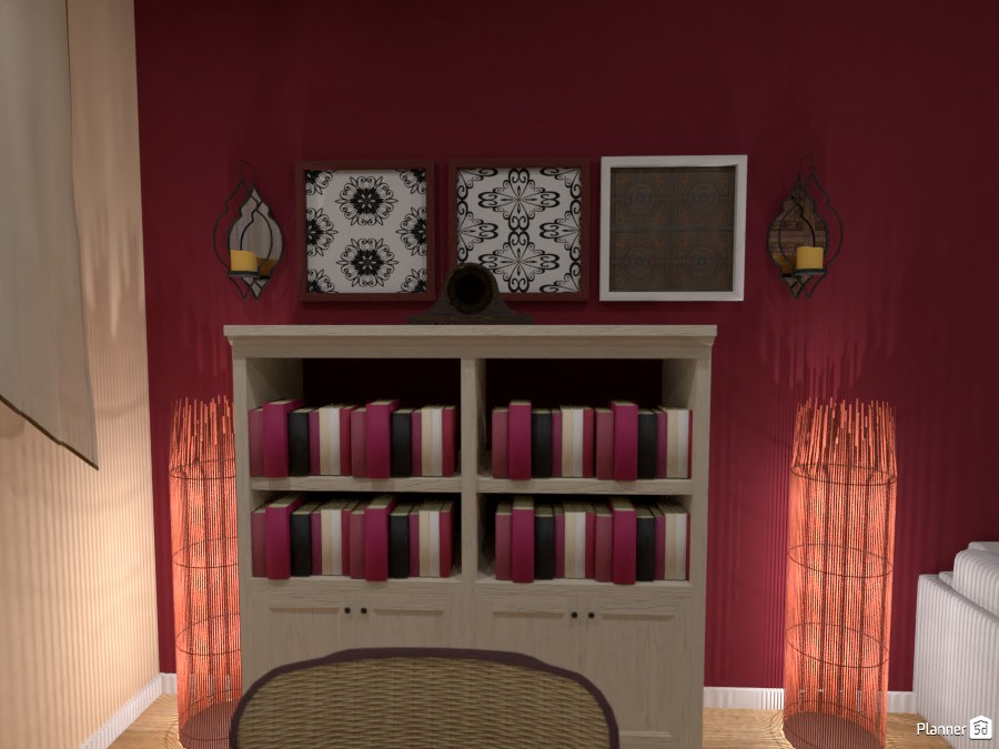 Moroccan Style Interior 83697 by Erin image