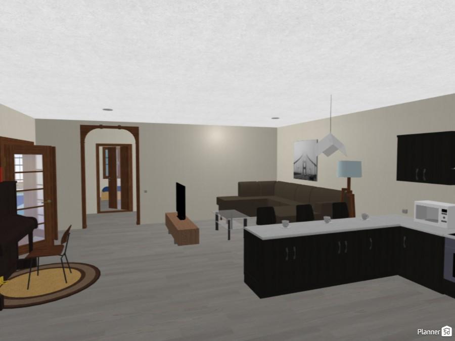 Casa de una planta 82054 by Nuria image