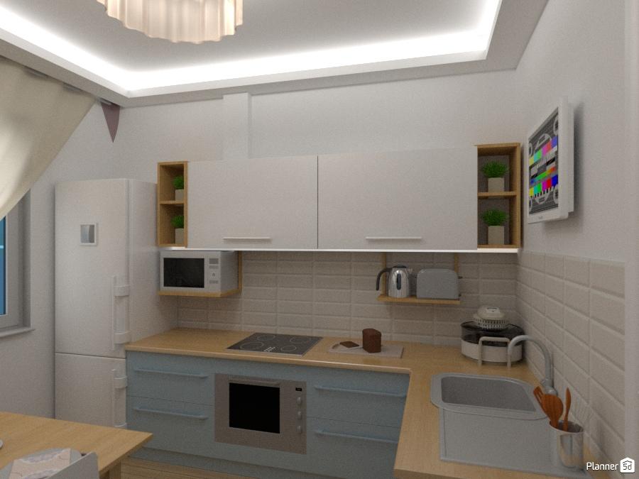 Дизайн кухни 1843823 by Татьяна Максимова image